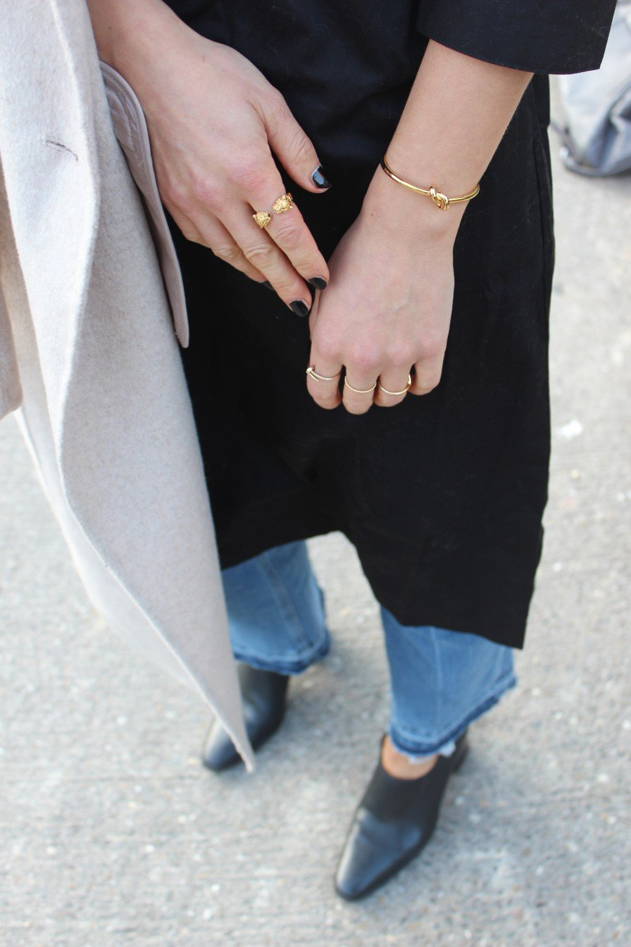 Céline Armband knot braclet