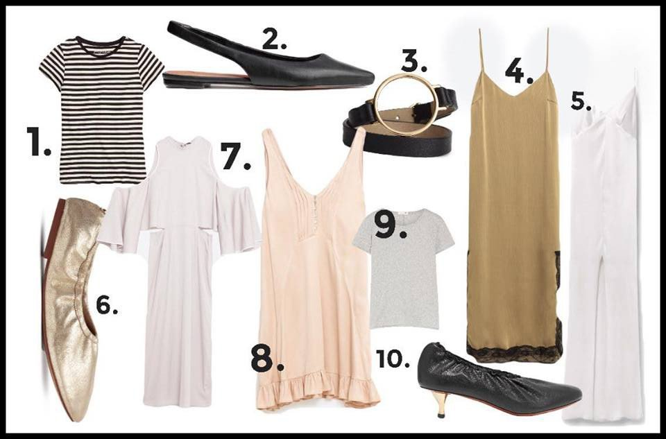 Slip Dress Trend 2016