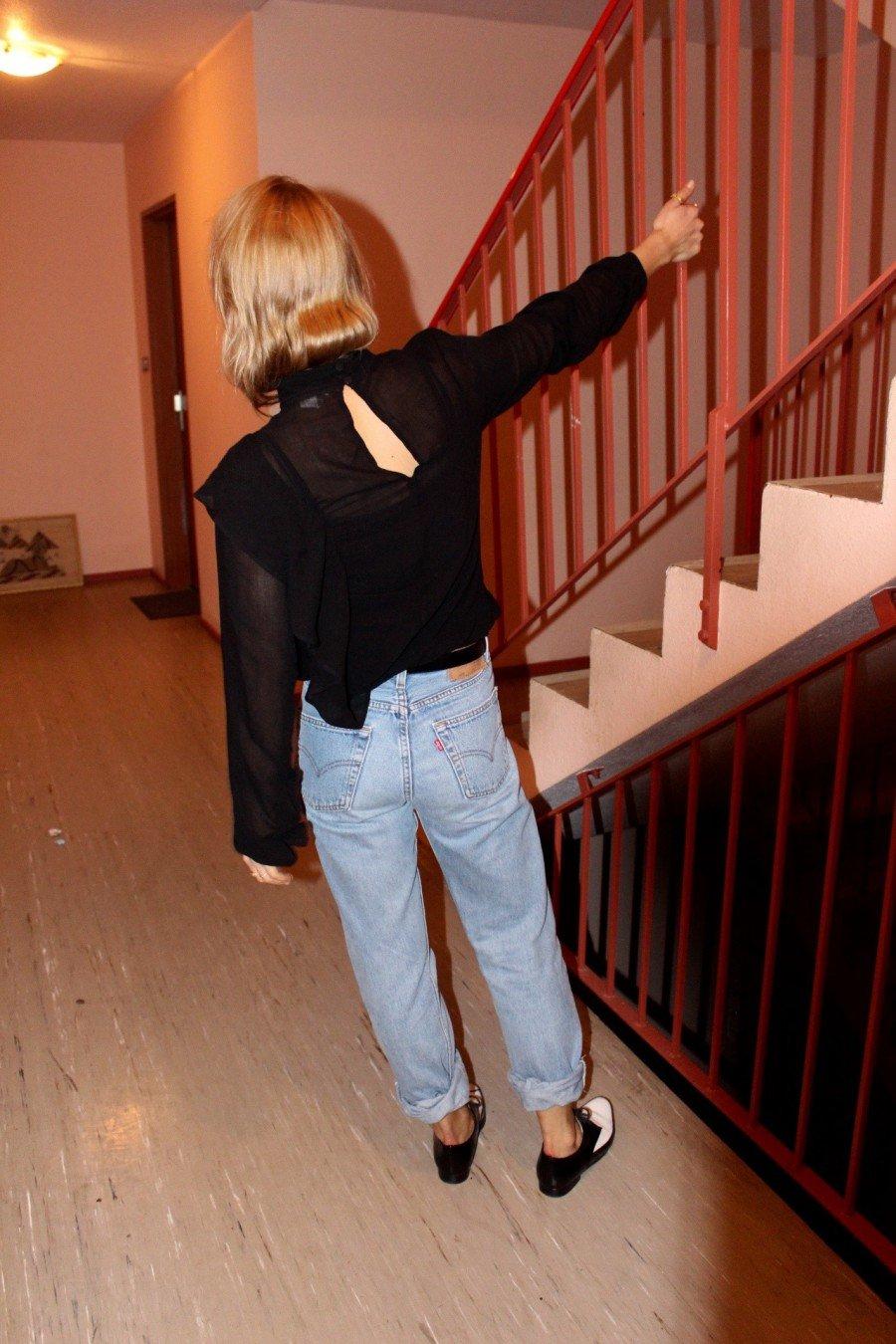 Vintage Jeans Levis 501