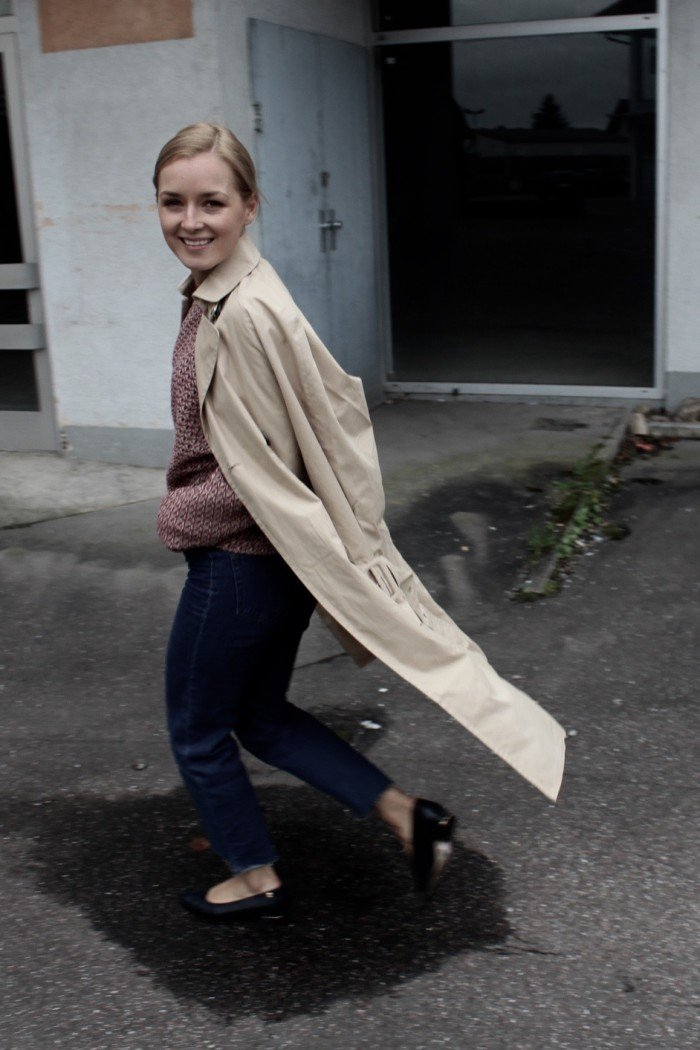Blogger style Streetlook