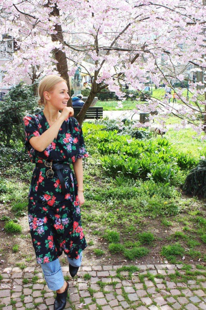 Spring Dress Blogger 2016