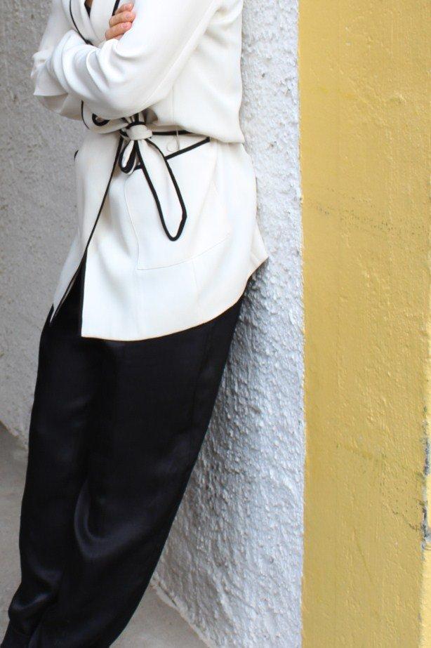 seidenhose H&M