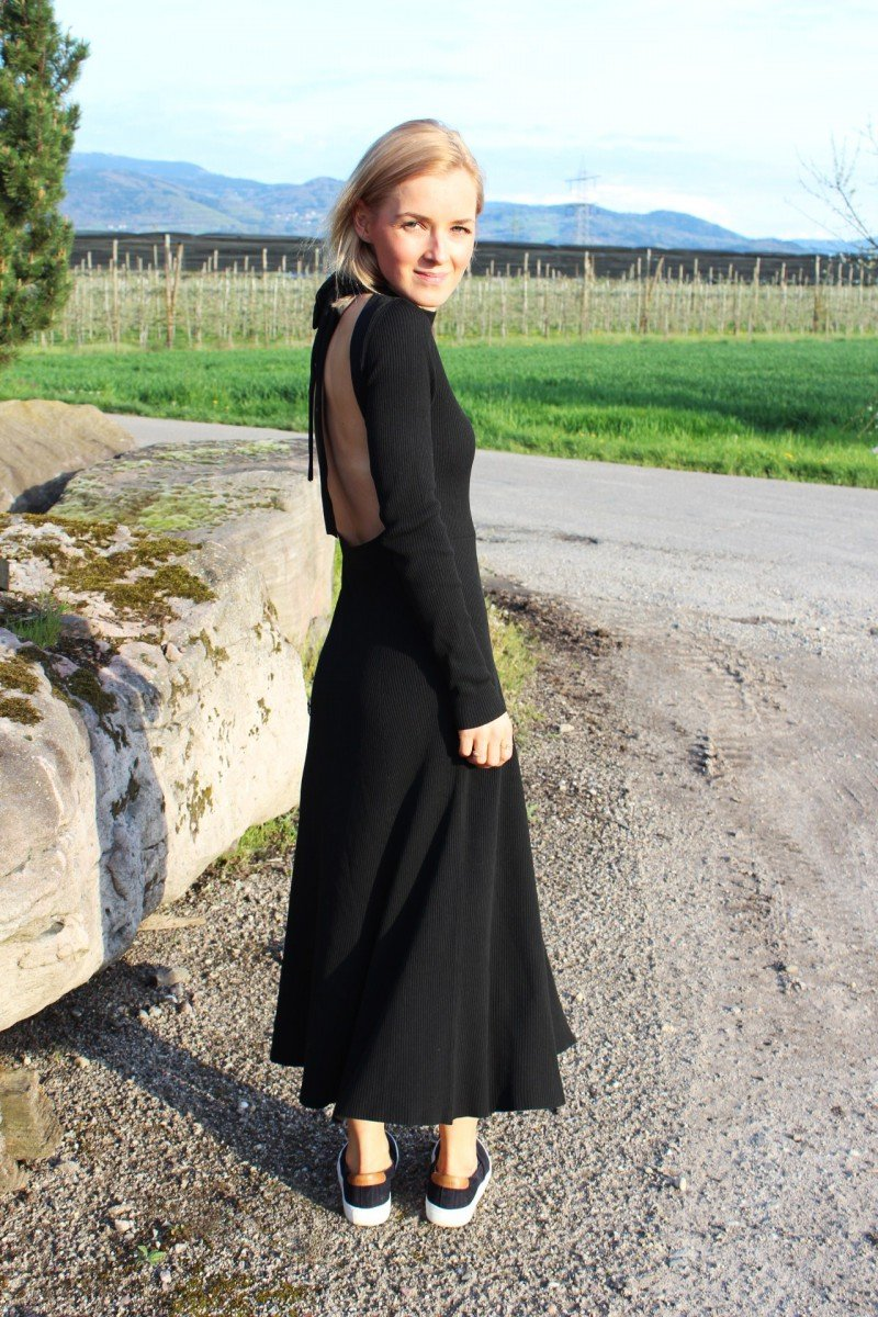 Kleid Blogger Zara