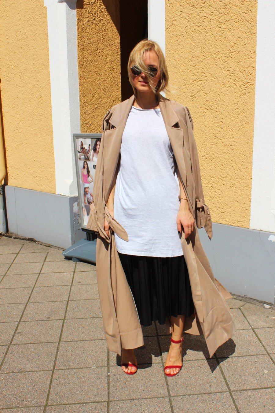 Fashion Blogger Streetstyle H&M