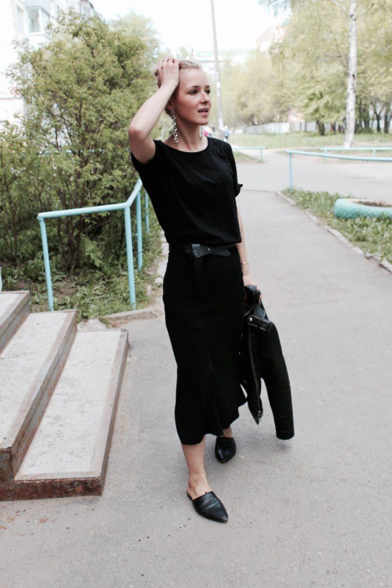 lederjacke Zara vintage