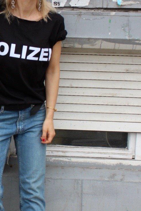 Vetements T-Shirt Polizei