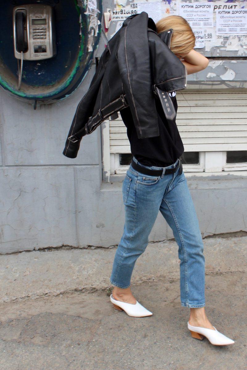 Jeans Boyfriend Acne Studios