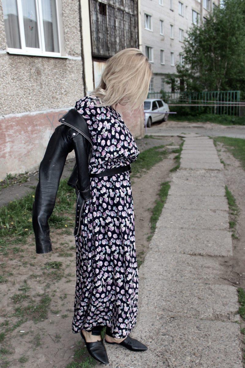Babouche schwarz fashion