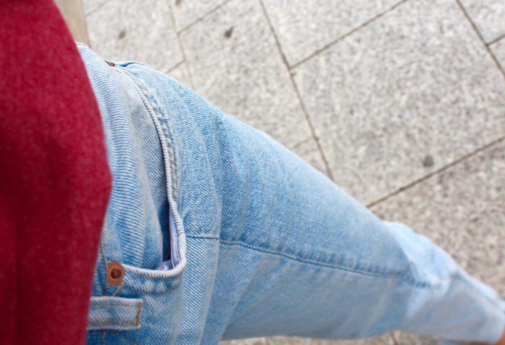 Jeans vetements günstig kaufen
