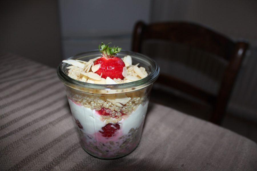 Quinoa Dessert Breakfast