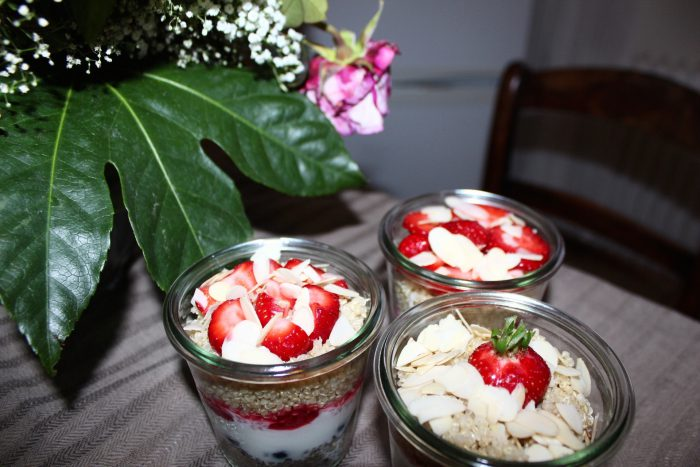Quinoa Dessert Healthy