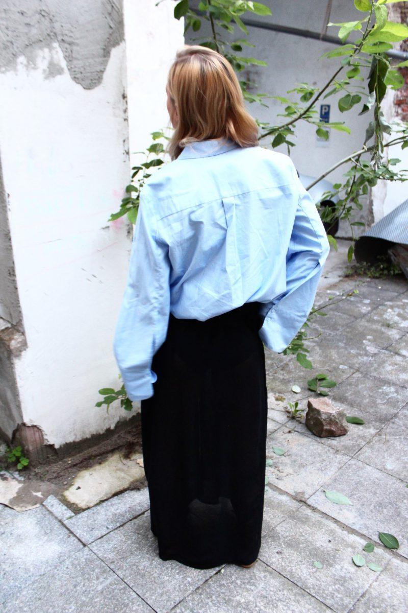 Styling Fashion blogger