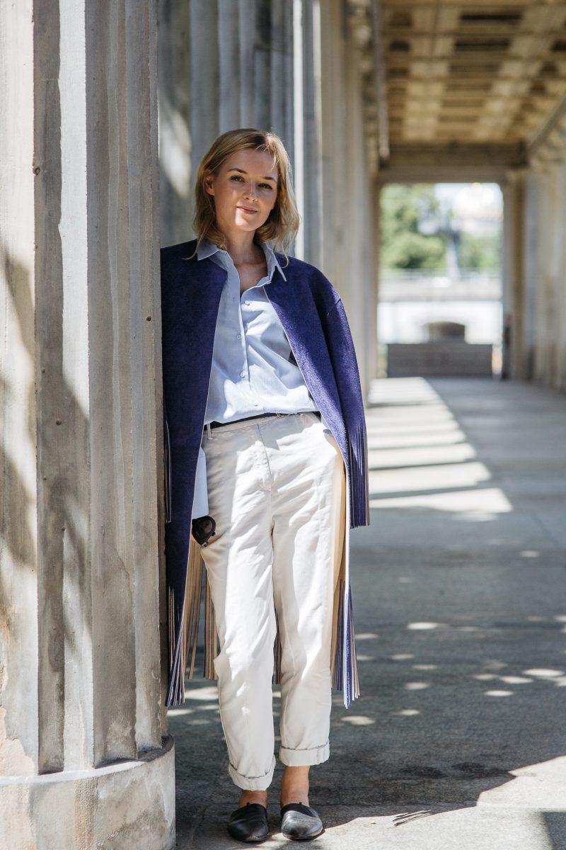 Céline Coat Fashion