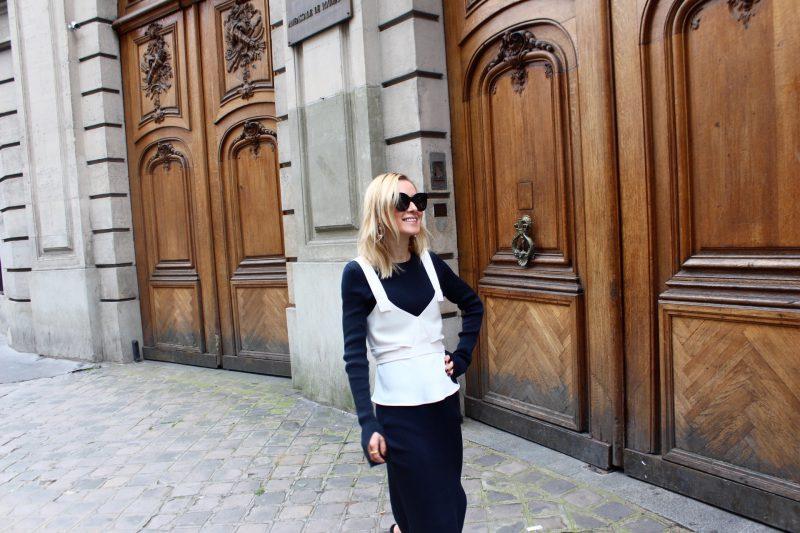 Streetsttyle Fashion BLogger Haute Couture 2016