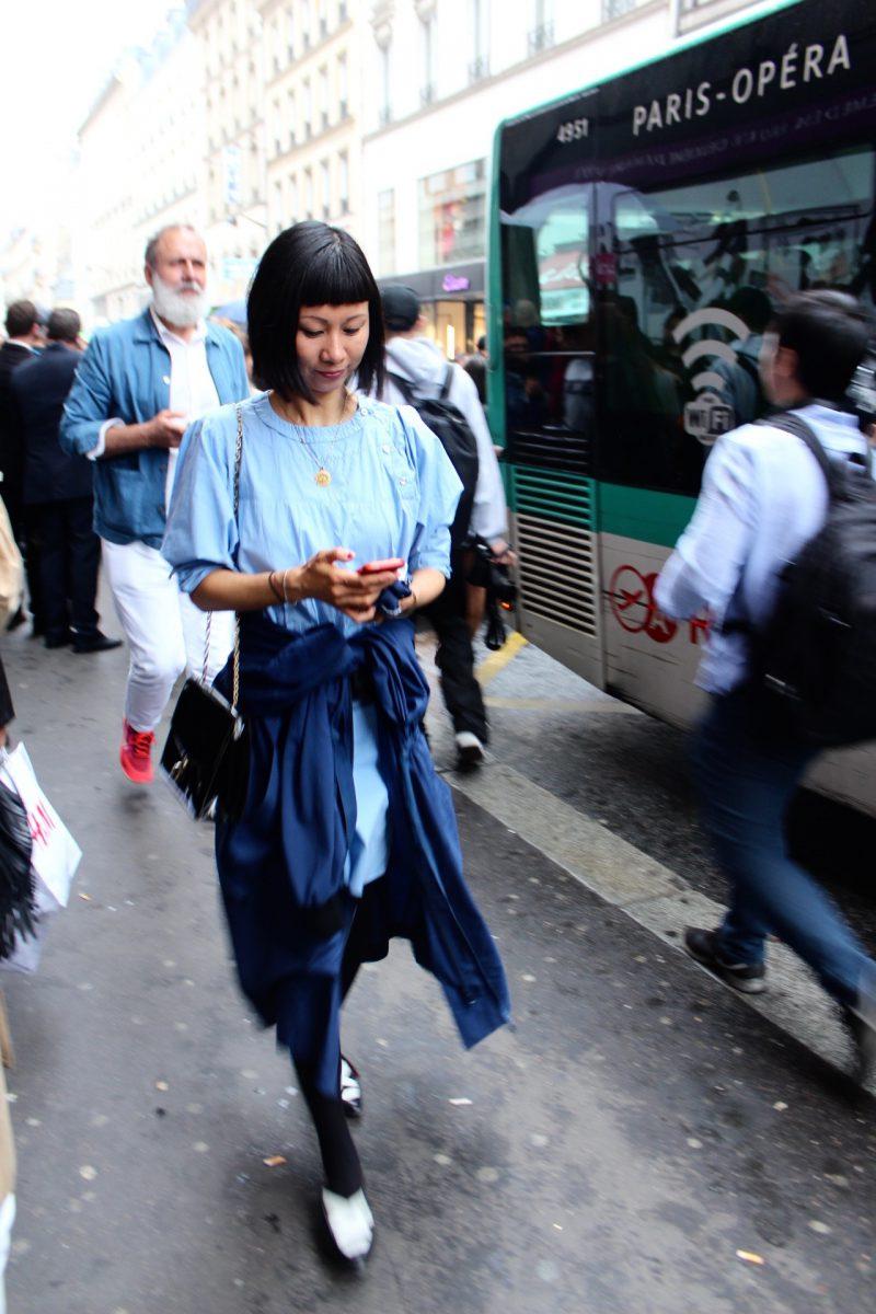 Streetstyle Haute Couture