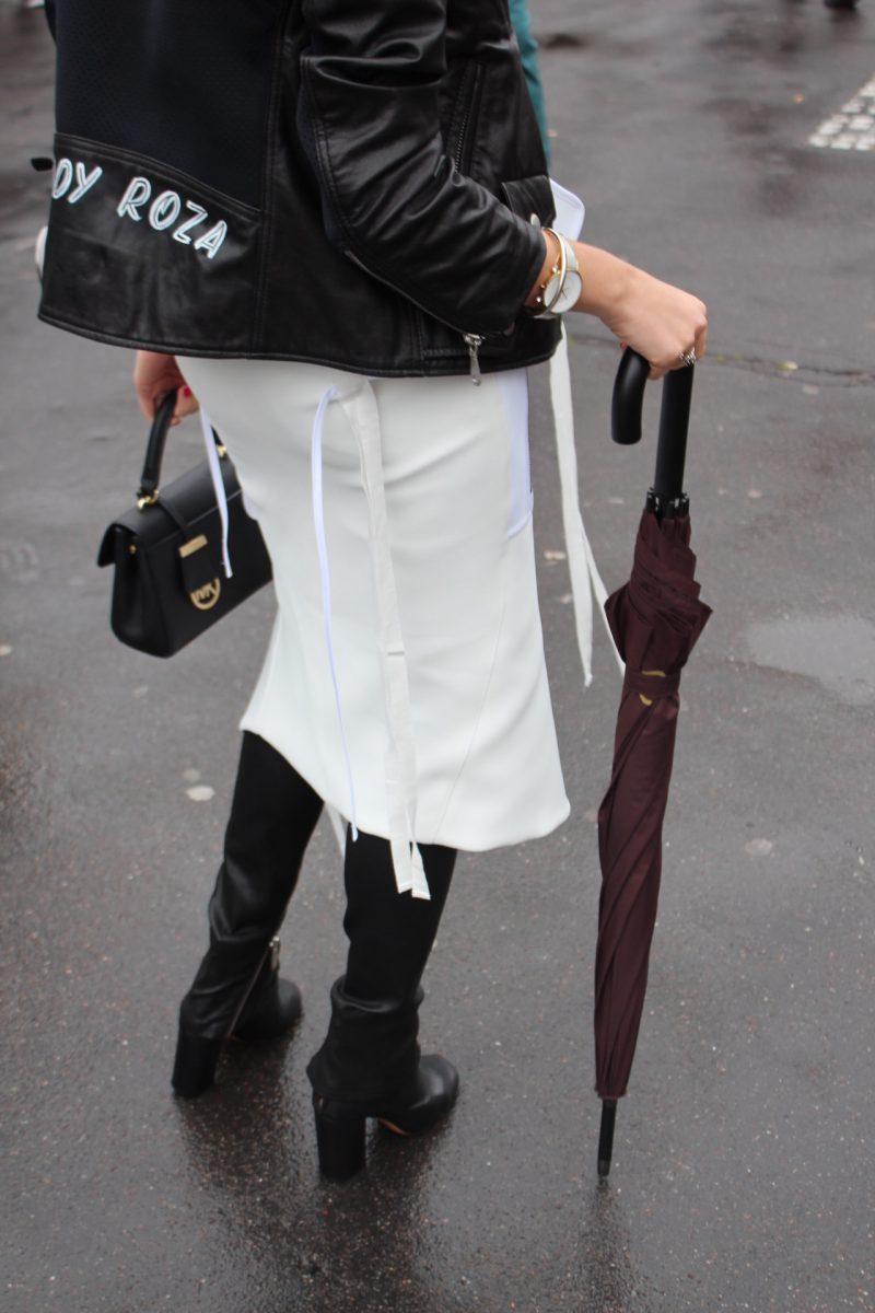 Streetstyle Haute Couture Paris, Atelier Versace
