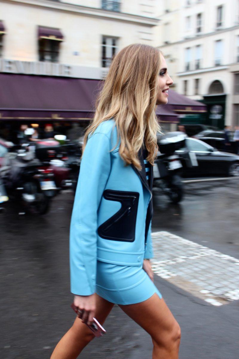 haute couture fashion week chira ferragni