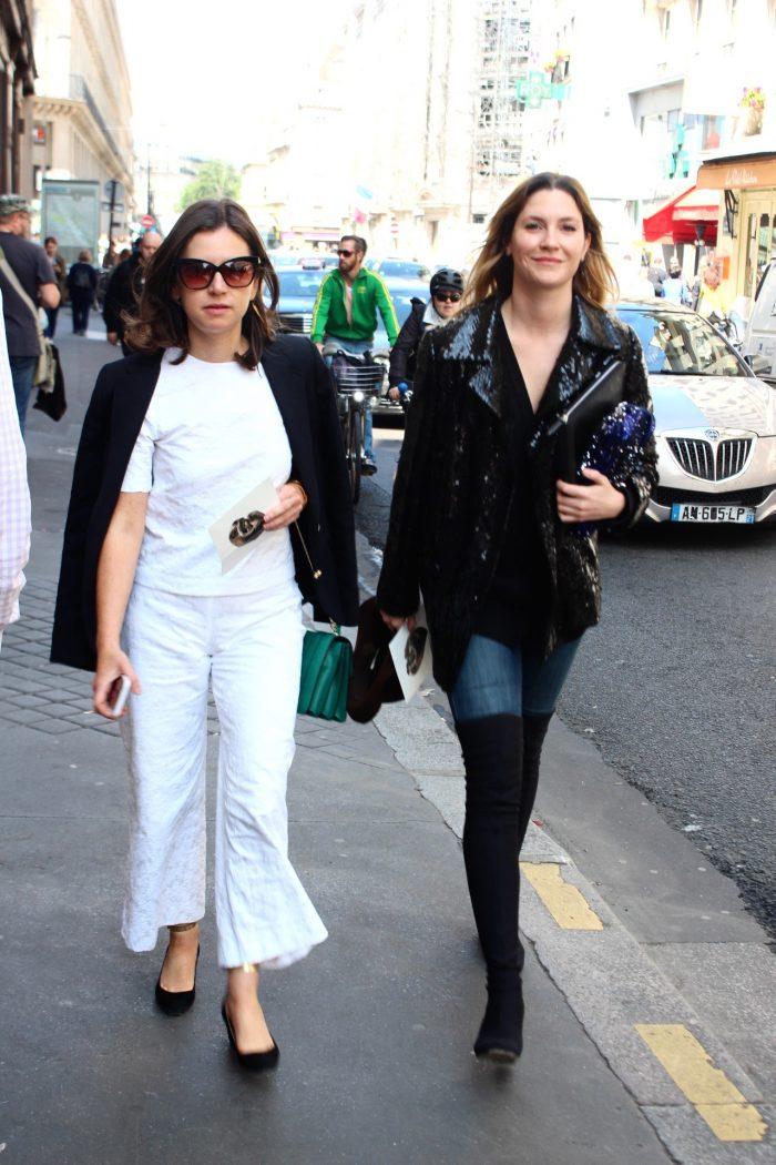 Haute Couture Streetstyle Paris 2017