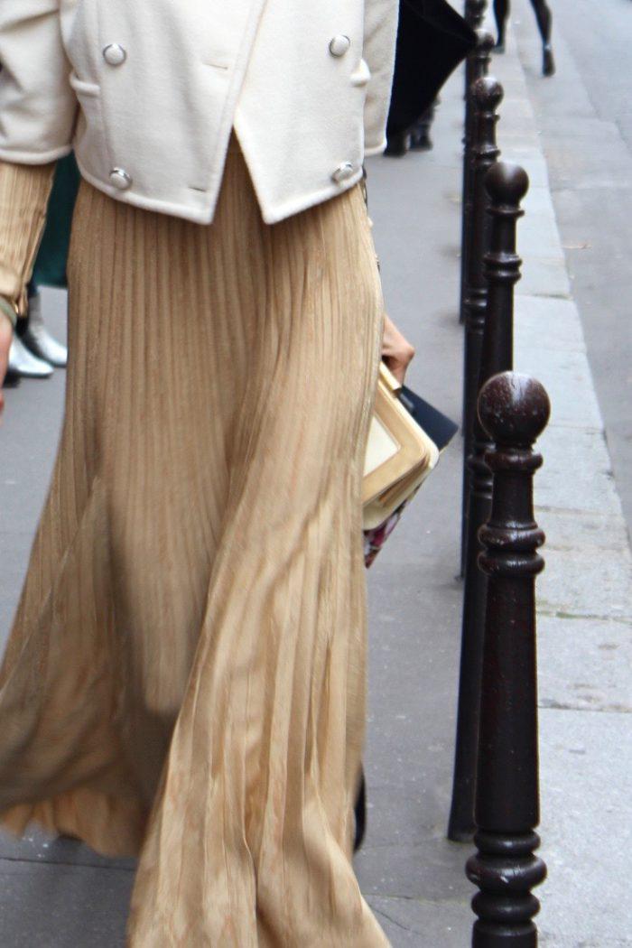 Streetstyle haute Couture Paris 2016 Ralp & Russo
