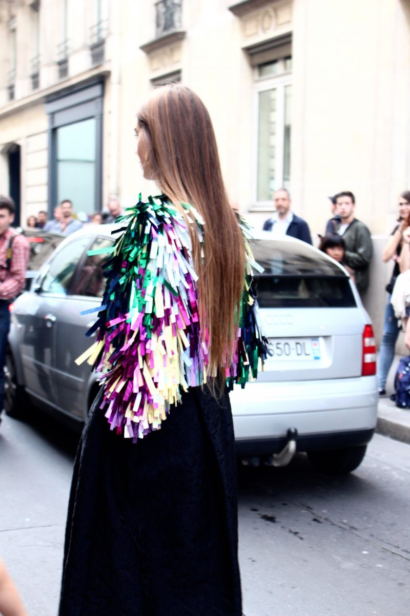 Streetstyle haute Couture Paris 2016