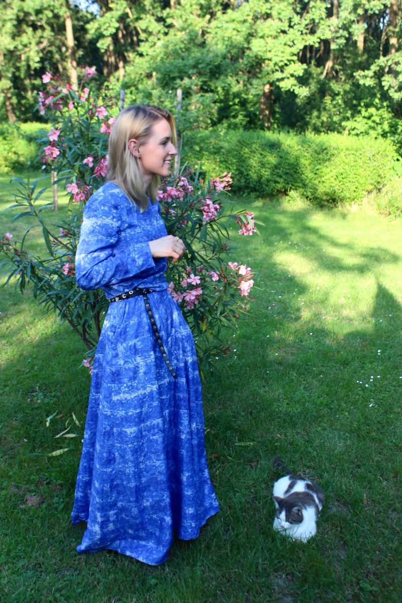 Fashion Blogger styling
