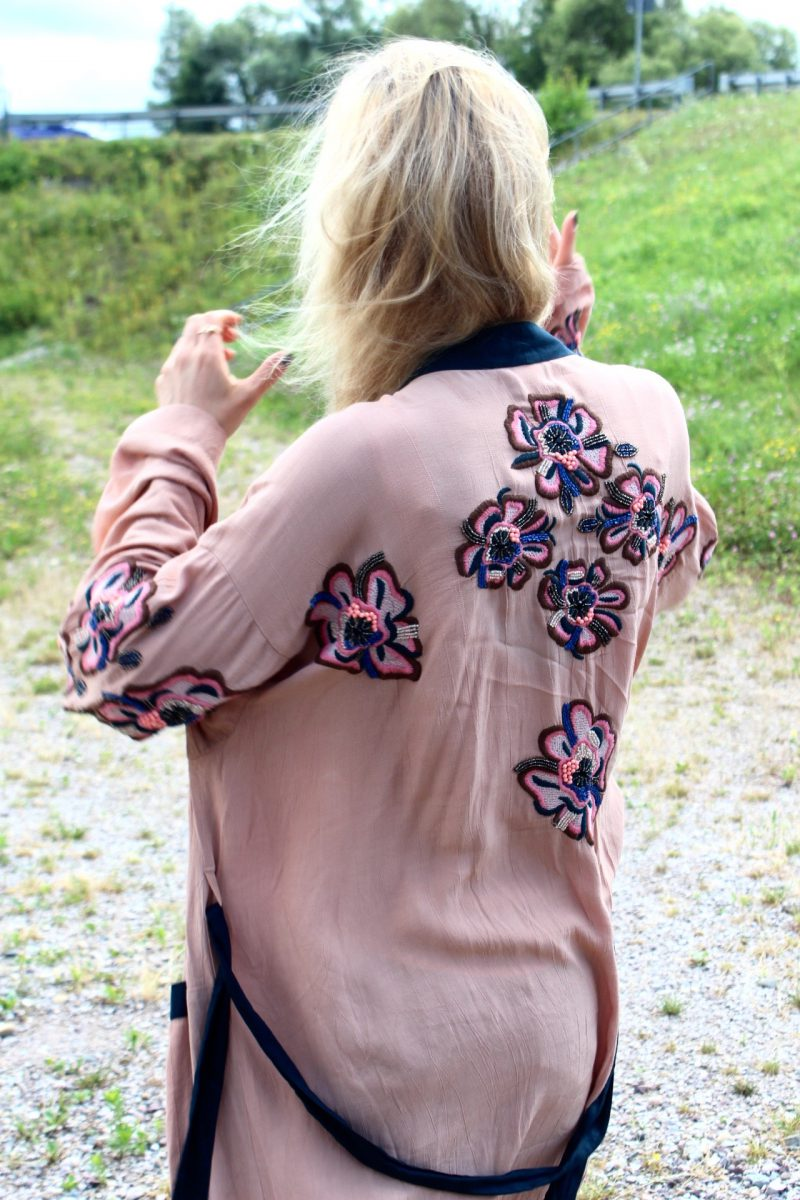 Streetstyle Fashionblogger Kimono