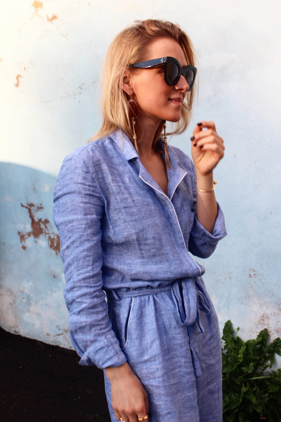streetstyle blogger Overall