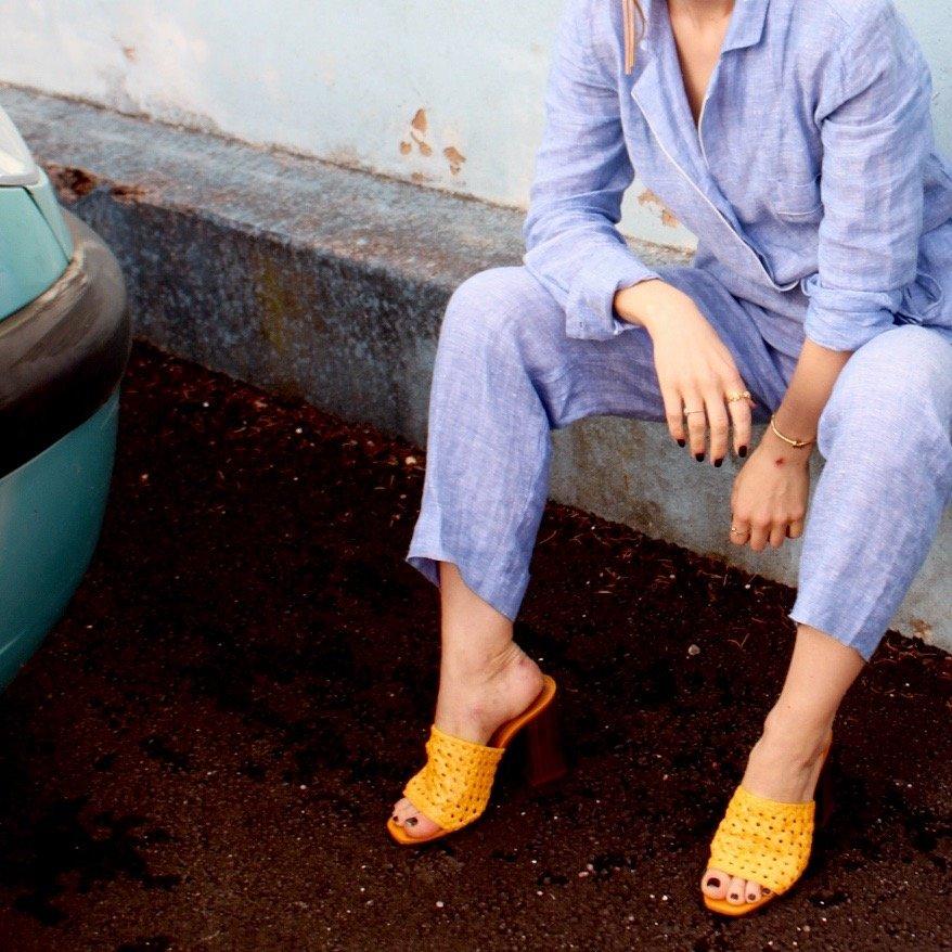 heels zara blogger summer 2016