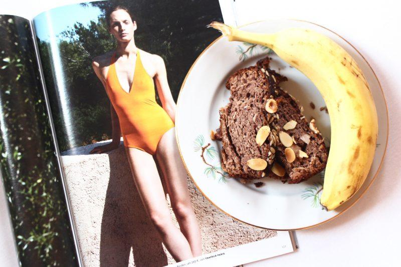 Bananenbrot selber machen vegan