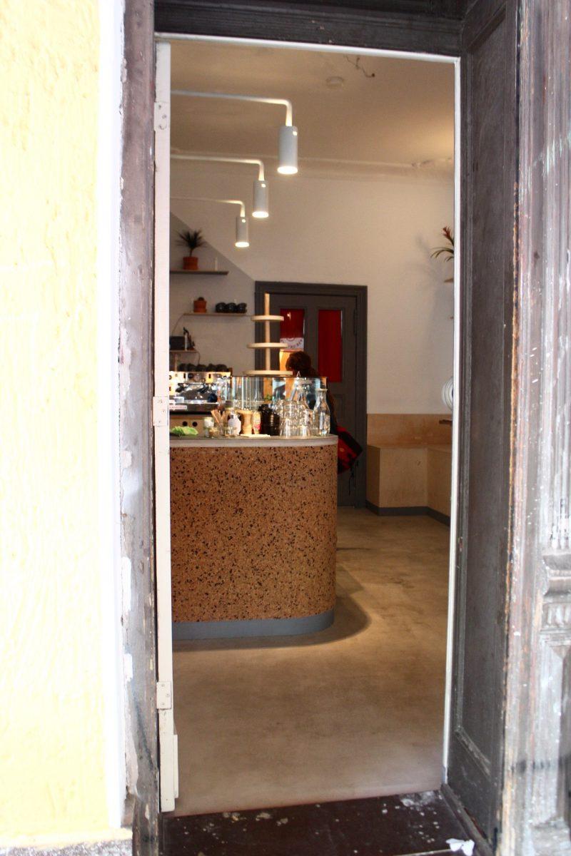 Okay Cafe Berlin MItte