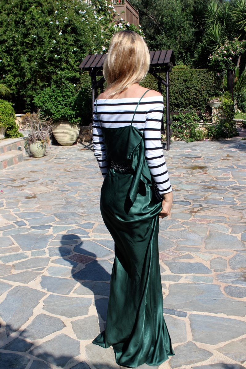 long dress zara