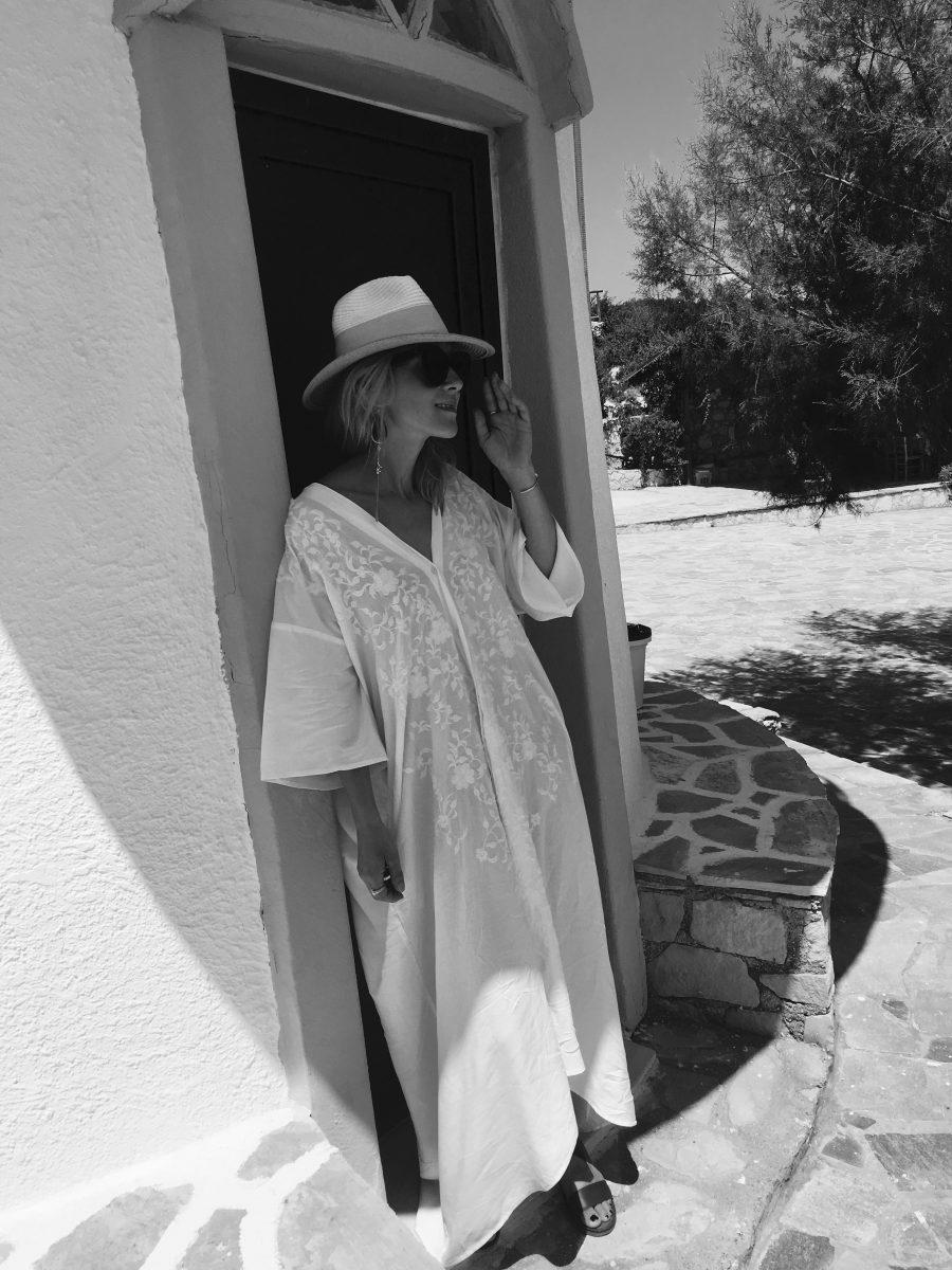 Fashion Blogger summer look