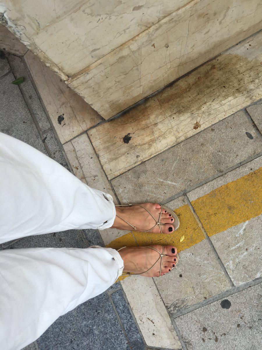 Römer sandalen MNGO