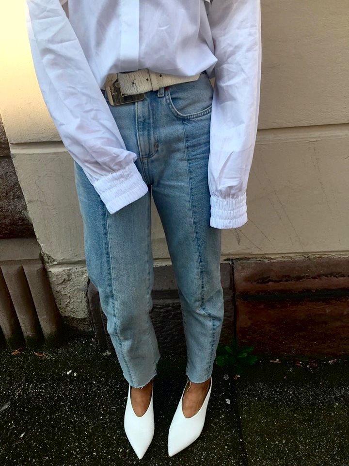 Vetements Jeans H&M Trend