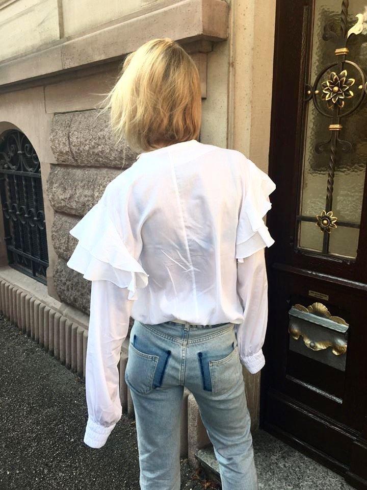 Vetements Jeans H&M