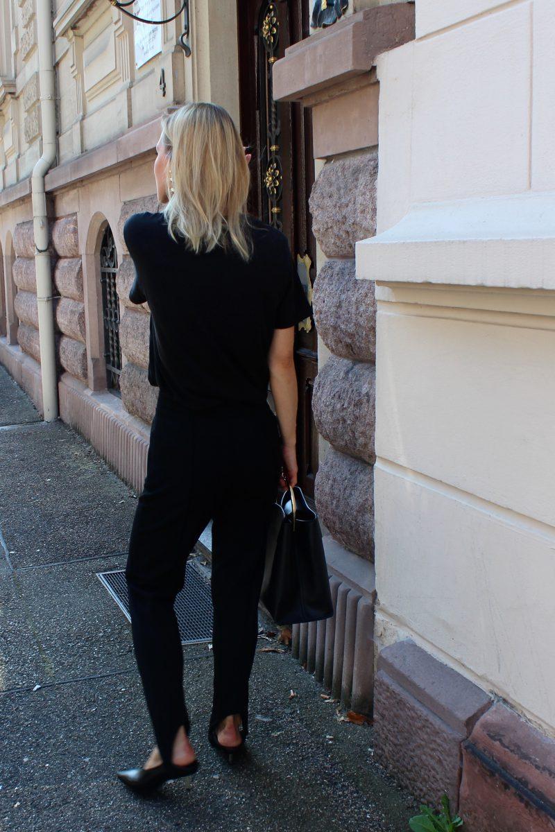 Steghose schwarz trend 2016