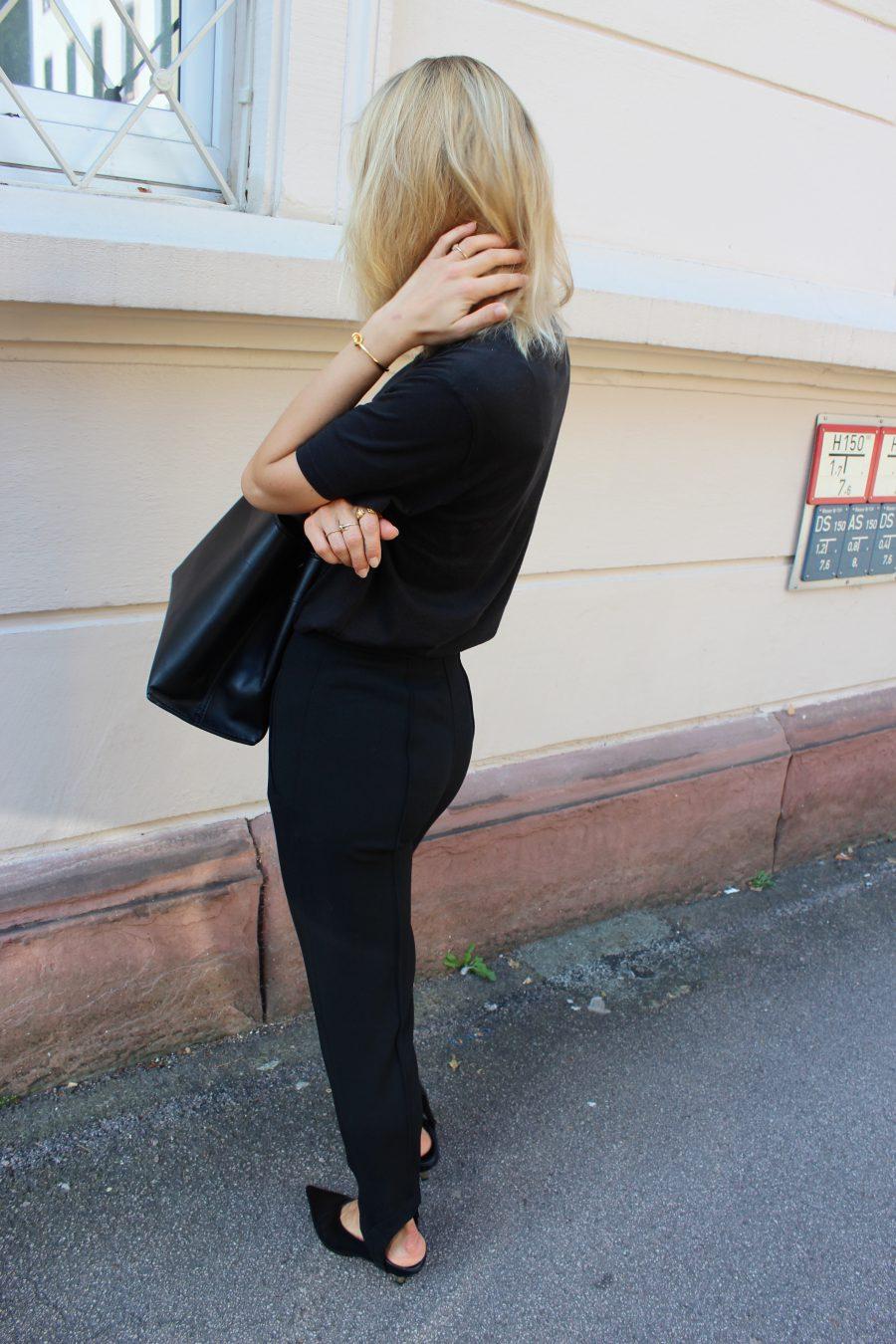 Mango Bag black