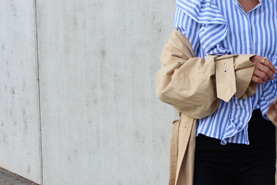 Trenchcoat beige fall/Winter