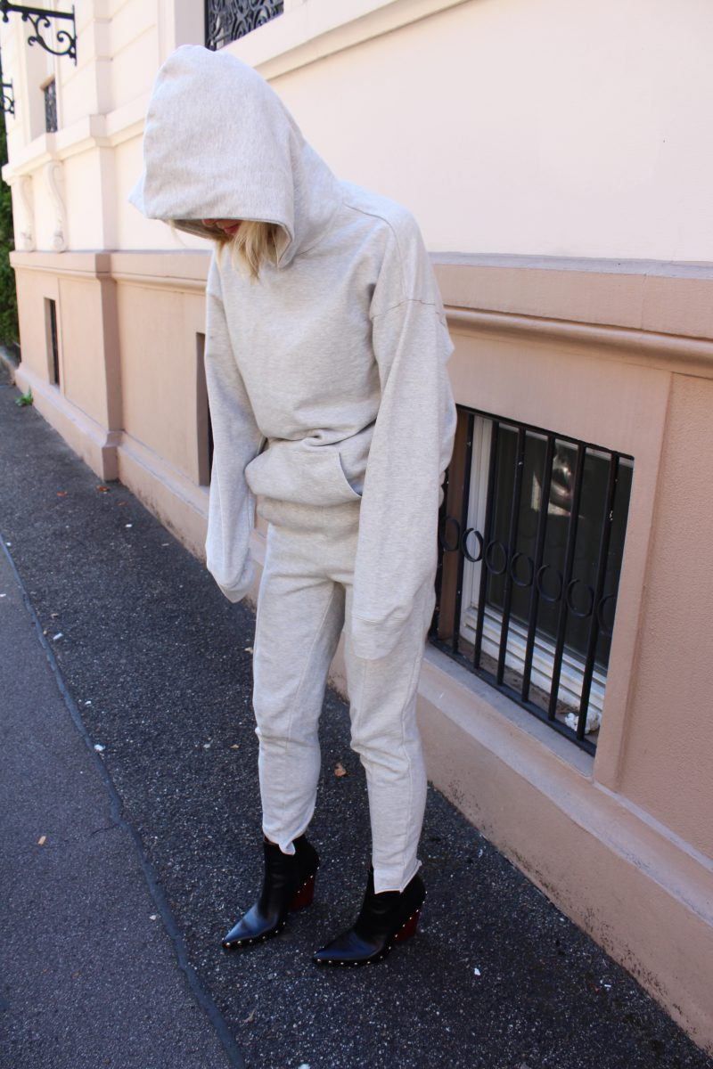 Tracksuit grey H&M