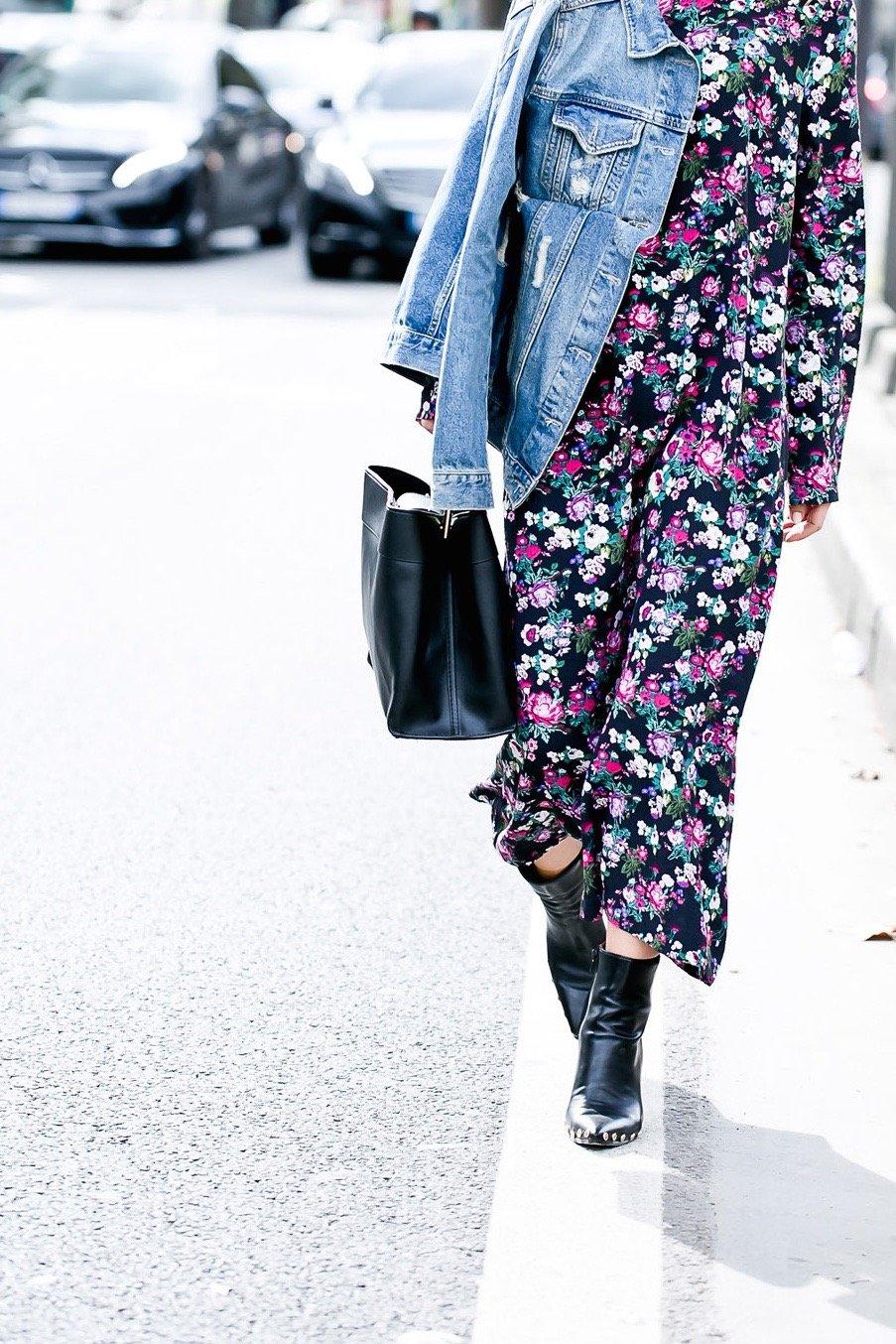 Maxikleid H&M trend