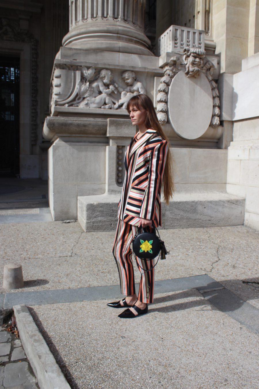Streetstyle Paris Fashion Week 2017 Spring/Summer 2017