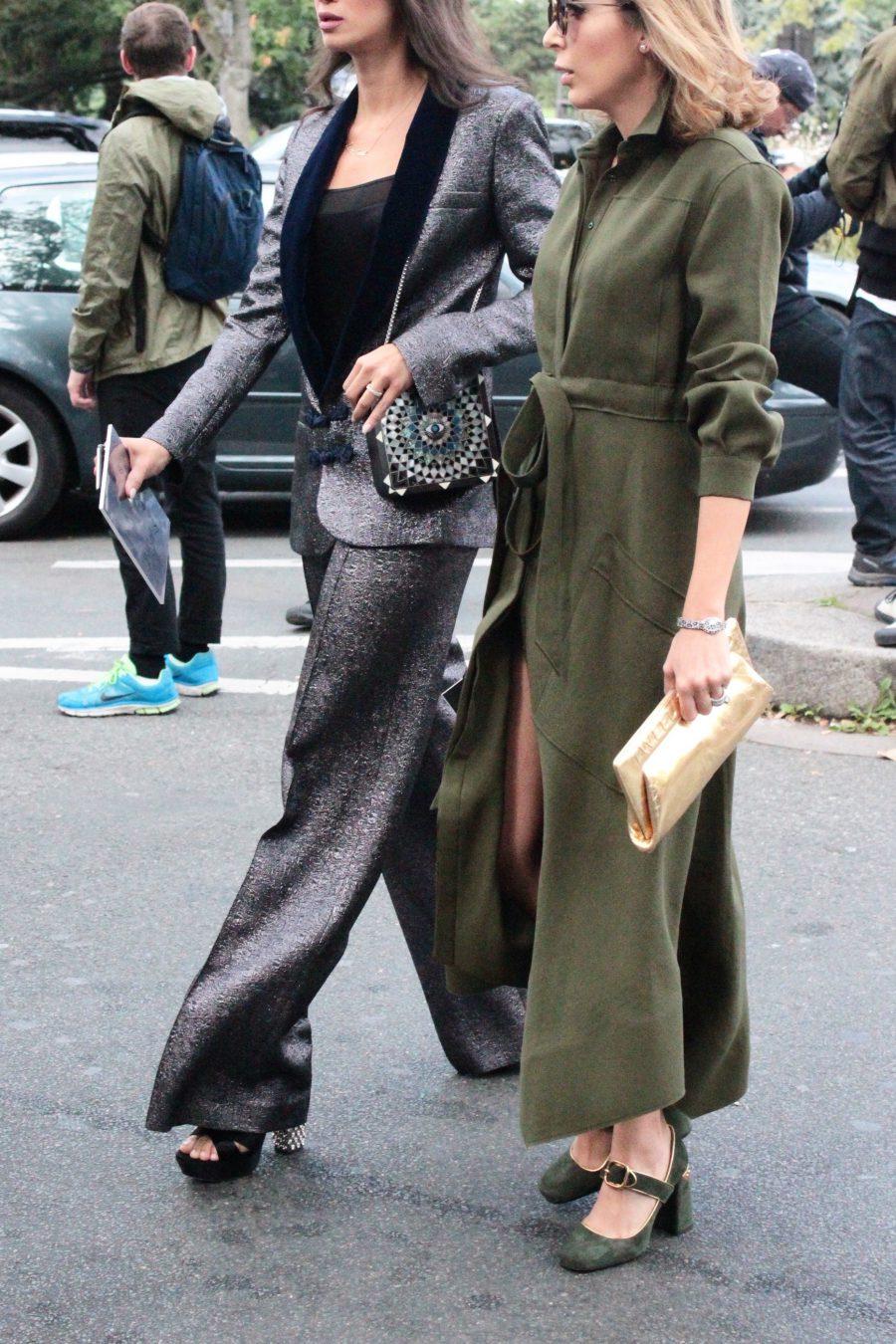 Streetstyle Paris Fashion Week SS17