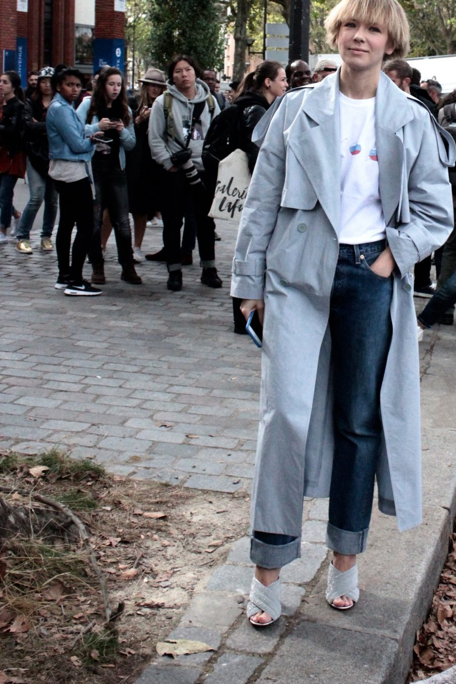 Streetstyle Paris Fashion Week SS17
