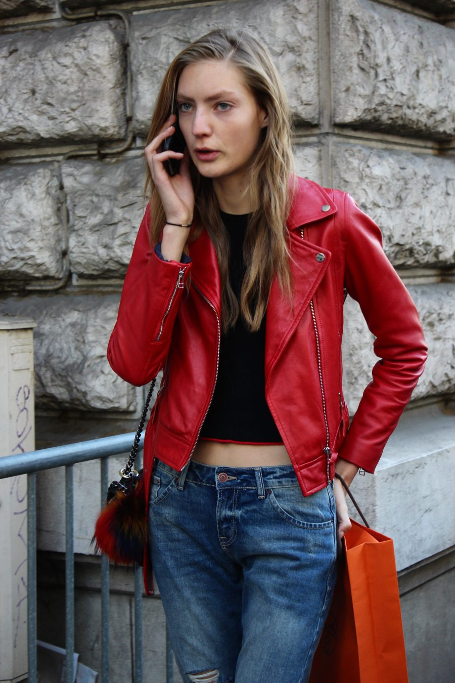 Streetstyle Paris Fashion Week, Day 6