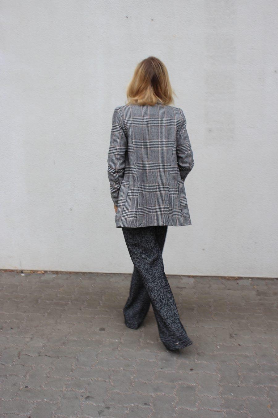 oversized blazer H&M