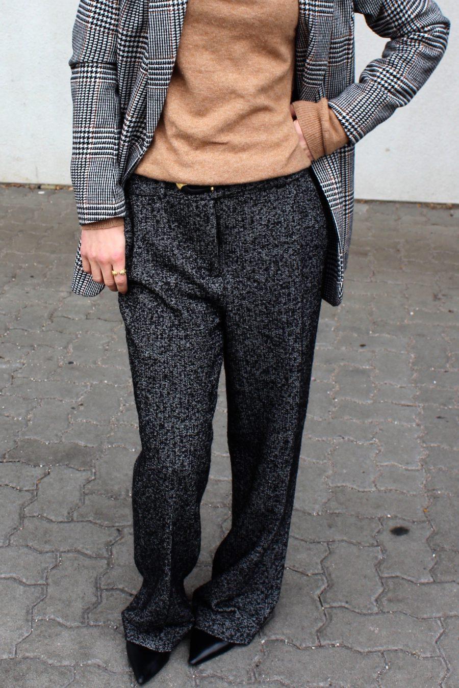 blazer oversized H&M Balenciaga