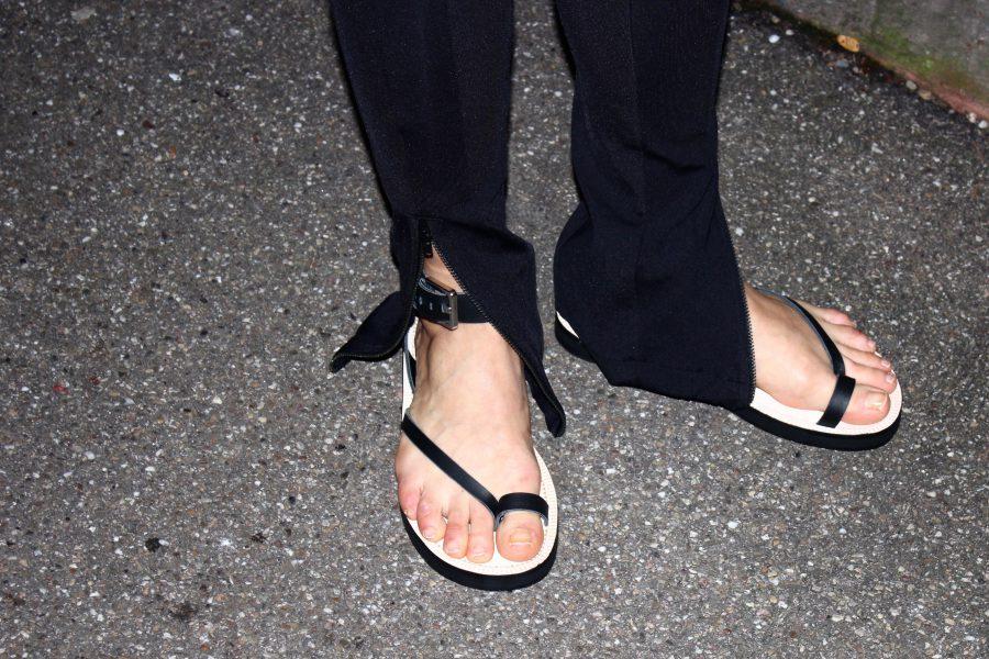 Zara Studio Sandalen Schuhe