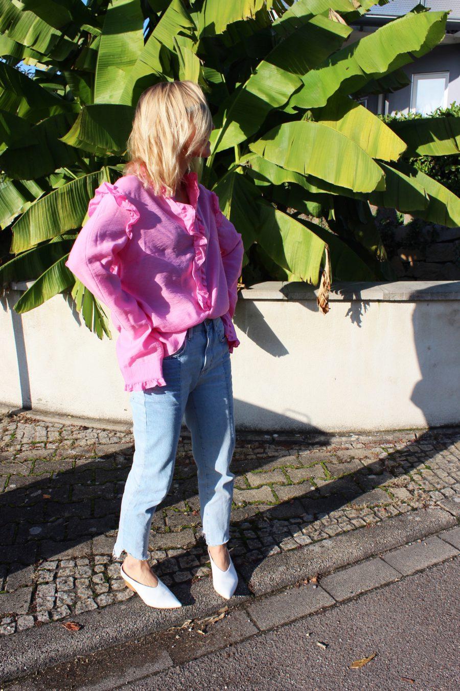 helle vetements jeans h&M Trend