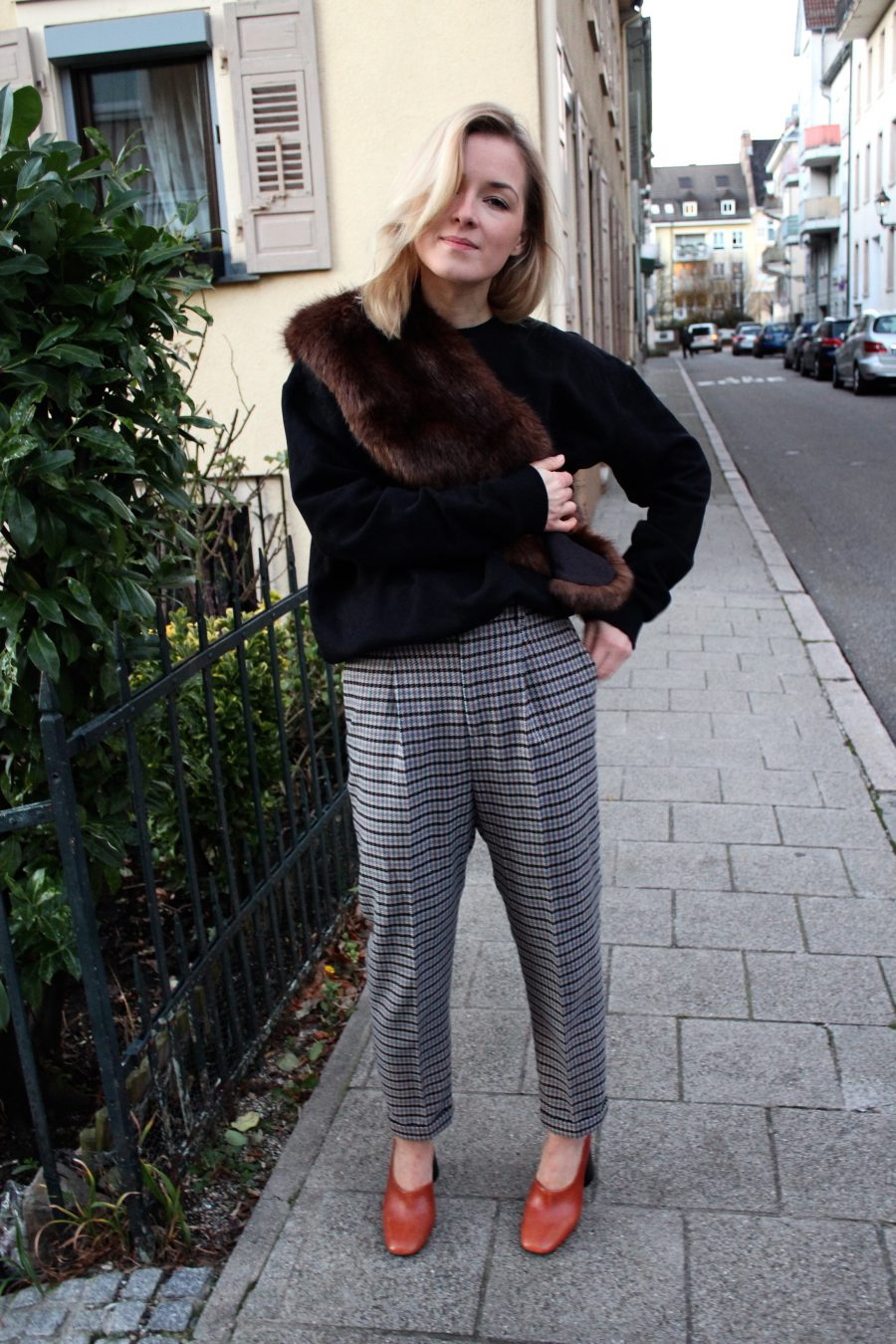 fashion blogger trousers