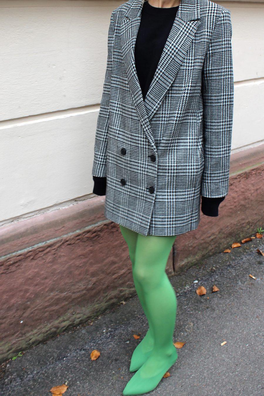 balenciaga SS17 leggings